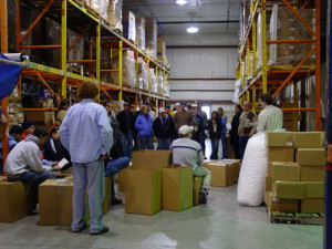 brandon dupsky sell2all warehouse meeting