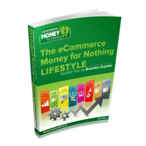 ebook ecommerce money for nothing lifstyle