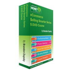 ecommerce 5 dvd training course selling smarter