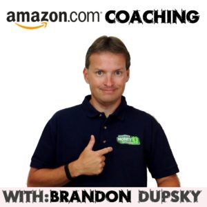 amazon coaching with brandon dupsky