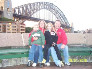 brandon dupsky family in australia