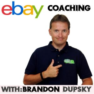 ebay coaching with brandon dupsky